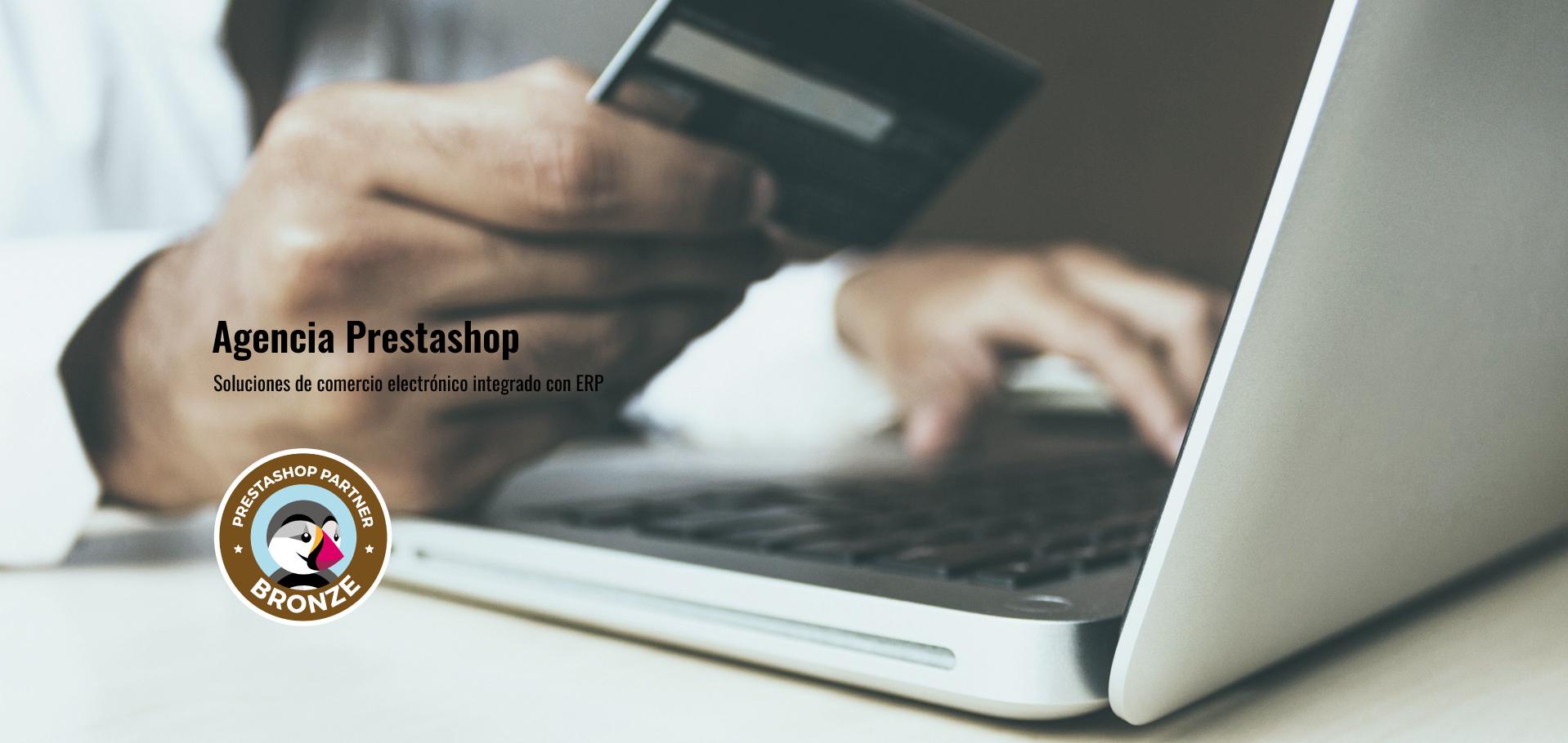 Slide principal agencia Prestashop
